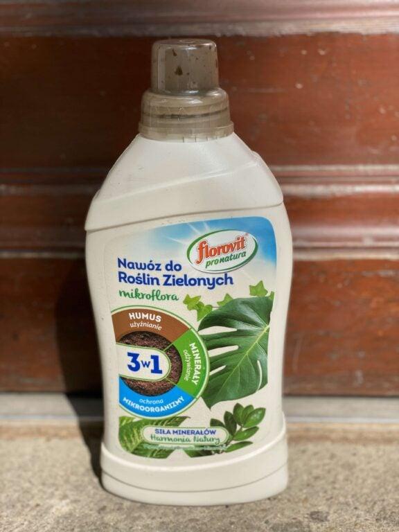 Zdjęcie Nawoz-rośliny-zielone-3w1-Florovit-1l w kategorii akcesoria, ujęcie 1