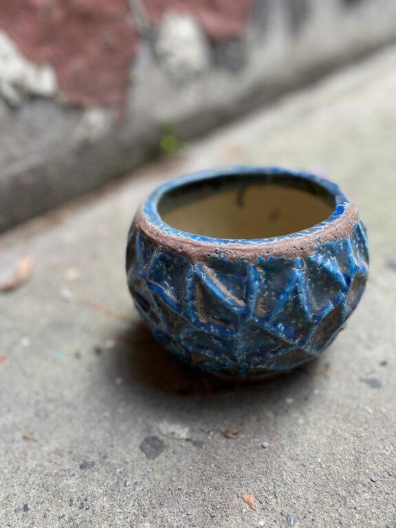 Zdjęcie Osłonka Lapis-Lazuli 12x12 cm w kategorii doniczki, ujęcie 1