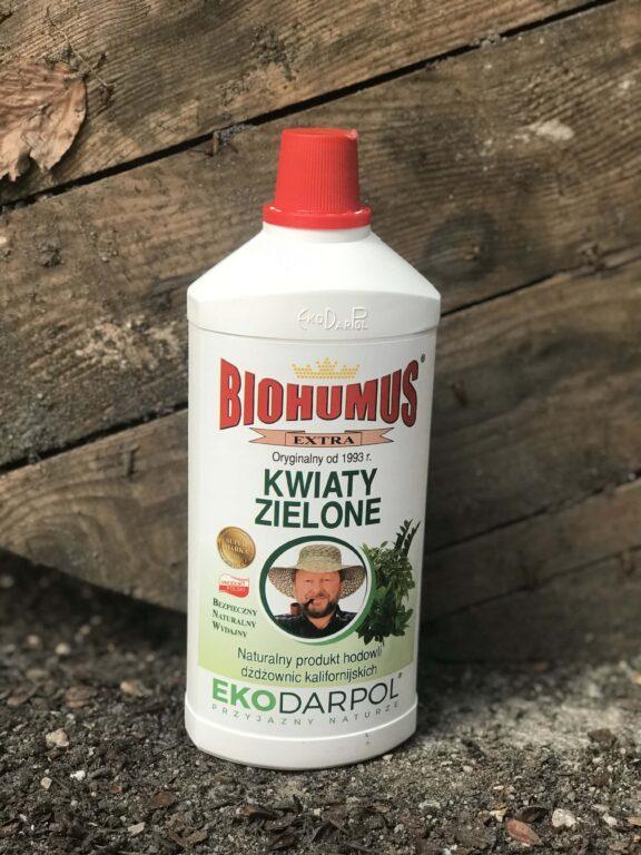 Zdjęcie Biohumus EkoDarpol do Zielonych 1l w kategorii akcesoria, ujęcie 1