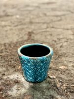 Zdjęcie Osłonka Modra 12x13 cm w kategorii doniczki, ujęcie 1