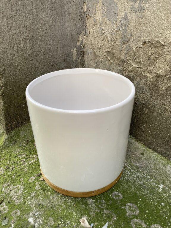 Zdjęcie doniczki lub oslonki: Osłonka Bamboo 17x19 cm, ujęcie 1