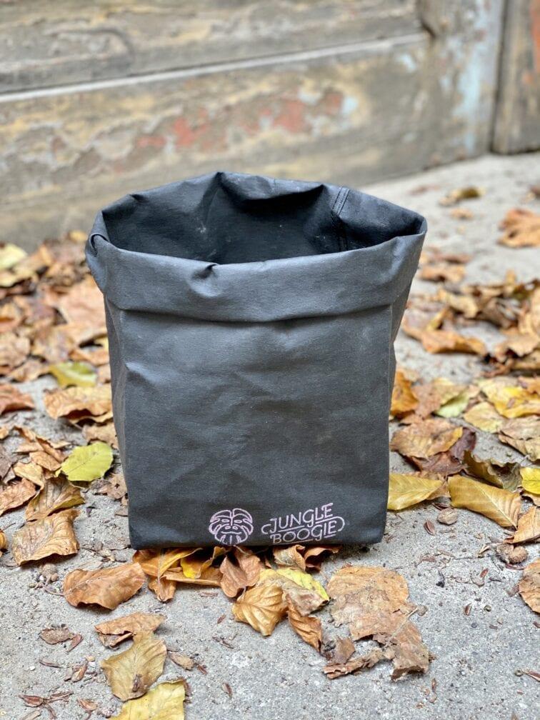 Zdjęcie doniczki lub oslonki: Osłona Washpapa Czarna 28x29 cm, ujęcie 3
