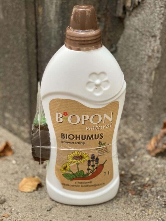 Zdjęcie akcesoria Biohumus Uniwersalny Biopon 1l, ujęcie 1