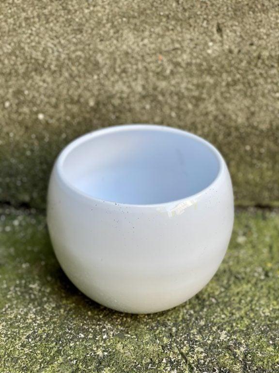 Zdjęcie doniczki lub oslonki: Osłonka Snow Ball 11x11 cm, ujęcie 1