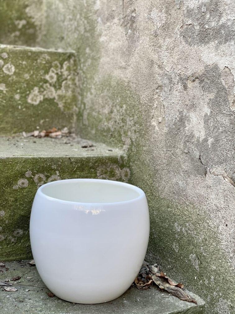Zdjęcie doniczki lub oslonki: Osłonka Snow Ball 15x16 cm, ujęcie 1