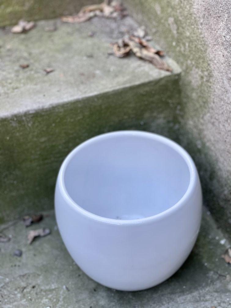 Zdjęcie doniczki lub oslonki: Osłonka Snow Ball 15x16 cm, ujęcie 3