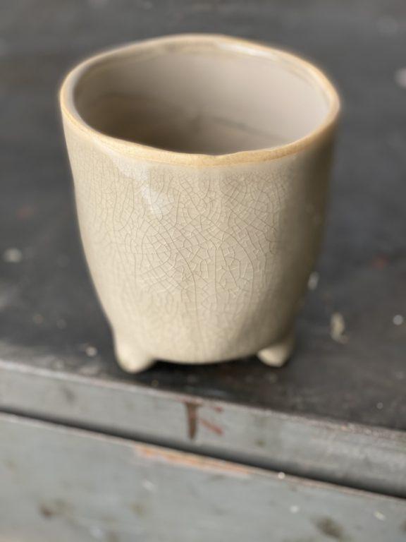 Zdjęcie doniczki lub oslonki: Osłonka Amazonka 10x11 cm, ujęcie 1