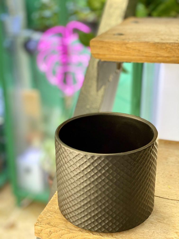 Zdjęcie doniczki lub oslonki: Osłonka Ambient 12x10 cm, ujęcie 1