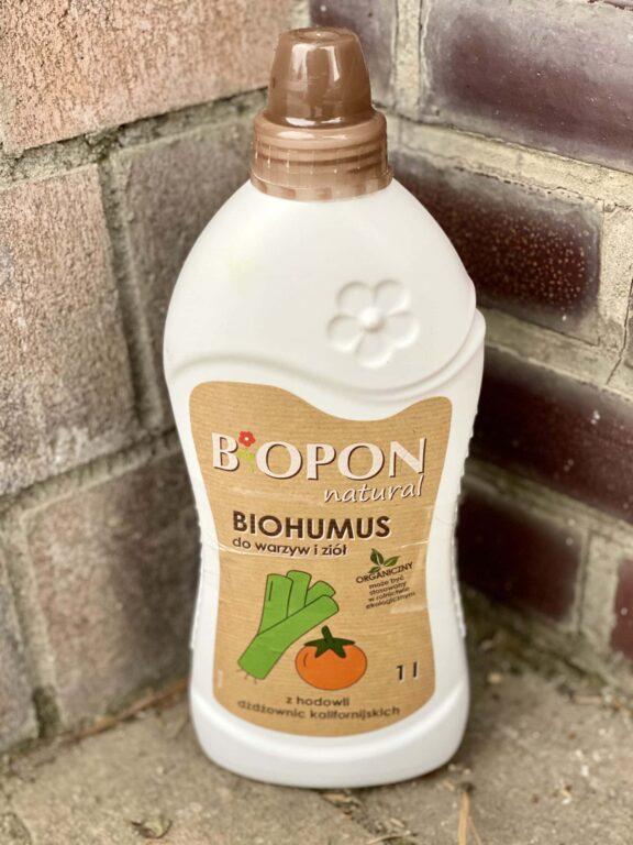 Zdjęcie akcesoria Biohumus do warzyw i ziół 1l, ujęcie 1
