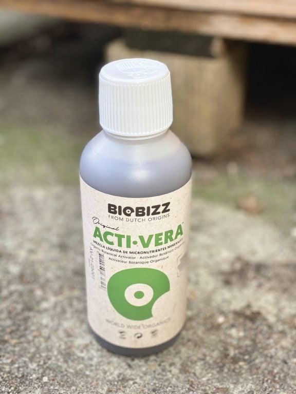 Zdjęcie akcesoria Nawóz wegański Acti-Vera BioBizz 250ml, ujęcie 1