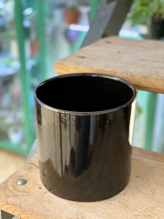 Zdjęcie doniczki lub oslonki: Osłonka Blacky 16x17cm, ujęcie 1