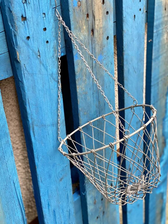 Zdjęcie doniczki lub oslonki: Kwietnik metalowy Ib Laursen 20x15cm, ujęcie 1