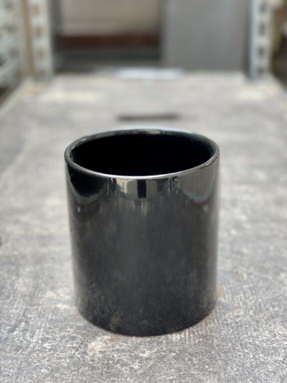 Zdjęcie doniczki lub oslonki: Osłonka Blacky 11x14cm, ujęcie 1