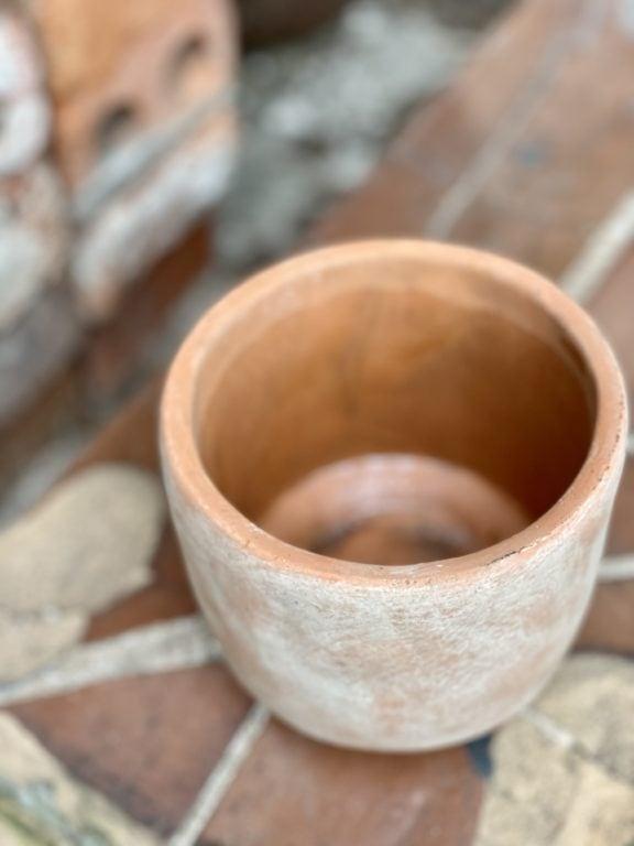Zdjęcie doniczki lub oslonki: Osłonka Clay 10x11cm, ujęcie 1