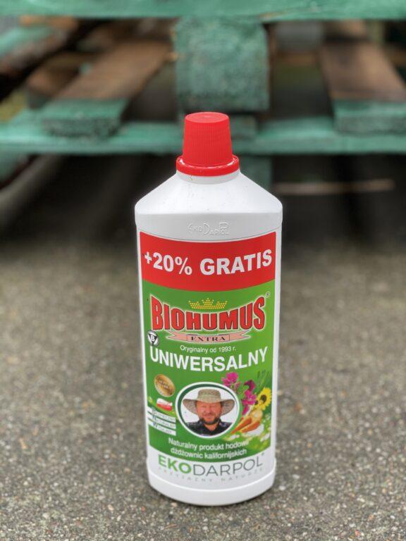 Zdjęcie akcesoria Biohumus EkoDarpol Uniwersalny 1l, ujęcie 1