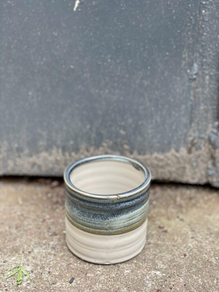 Zdjęcie doniczki lub oslonki: Osłonka Brulee 7x7cm, ujęcie 1