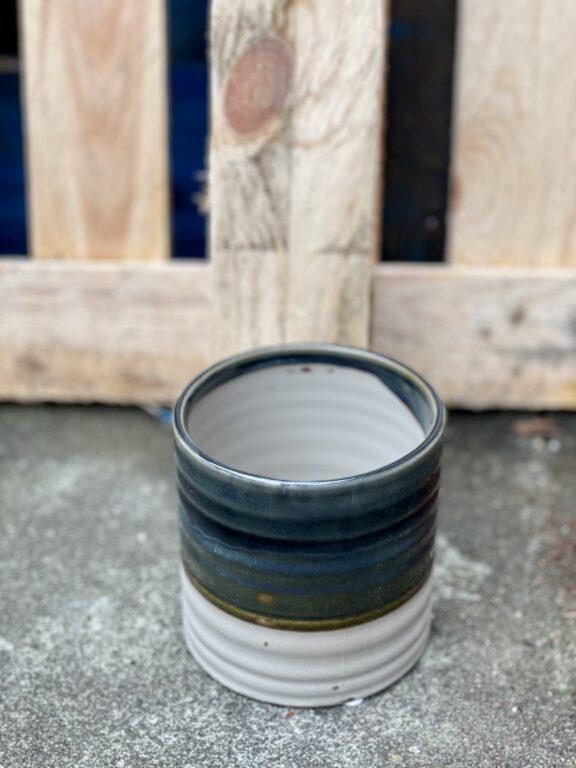 Zdjęcie doniczki lub oslonki: Osłonka Brulee 9x10cm, ujęcie 1