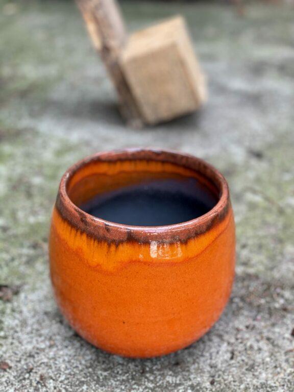 Zdjęcie doniczki lub oslonki: Osłonka Charlotte 11x12cm, ujęcie 1