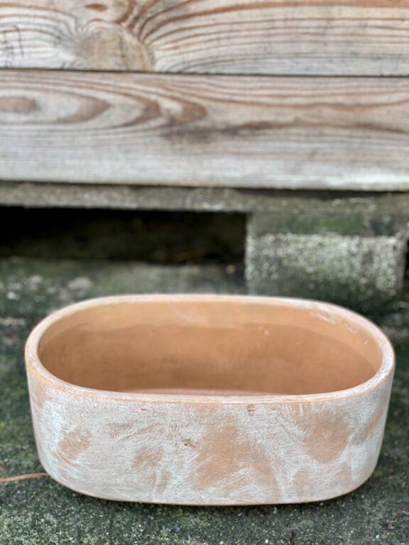 Zdjęcie doniczki lub oslonki: Osłonka Clay Long 12x11cm, ujęcie 1