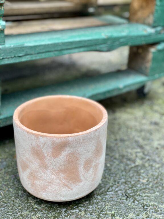Zdjęcie doniczki lub oslonki: Osłonka Clay 14x15cm, ujęcie 1
