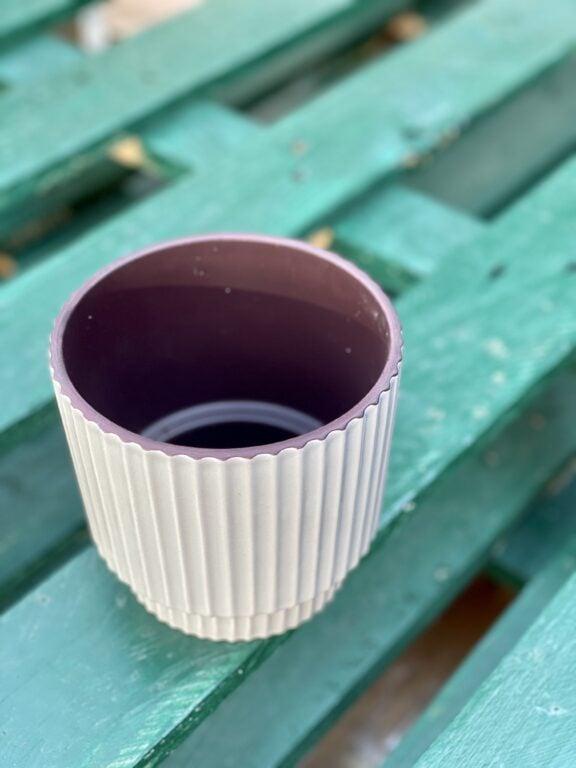 Zdjęcie doniczki lub oslonki: Osłonka Foremka 12x12cm, ujęcie 1