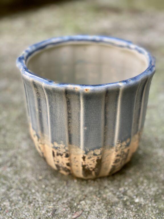 Zdjęcie doniczki lub oslonki: Osłonka Korynt 12x12cm, ujęcie 1