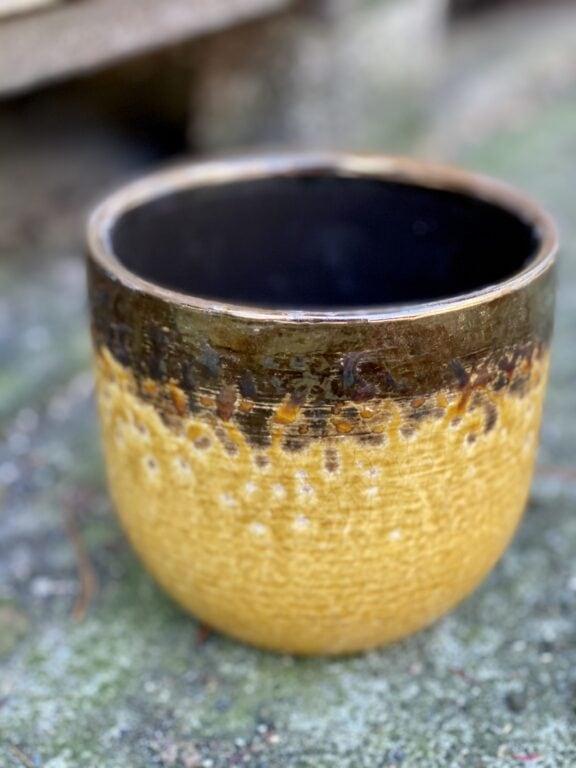 Zdjęcie doniczki lub oslonki: Osłonka Propolis 11x11cm, ujęcie 1