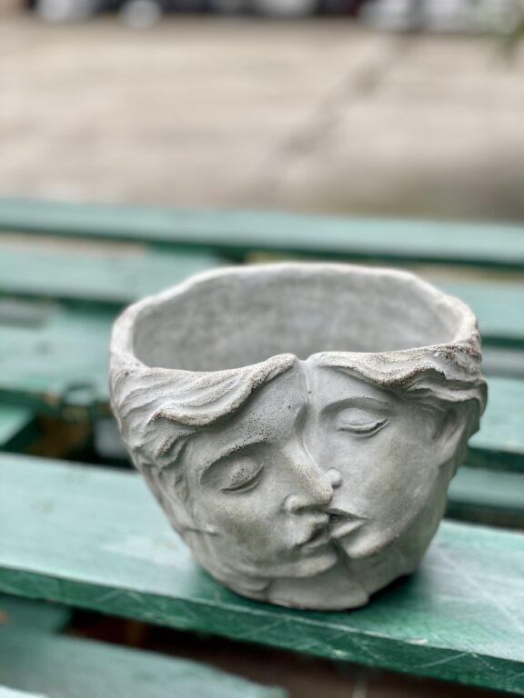 Zdjęcie doniczki lub oslonki: Osłonka Romeo i Julia 10x13cm, ujęcie 1