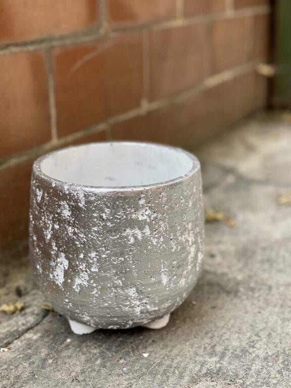 Zdjęcie doniczki lub oslonki: Osłonka caroline 13x15cm, ujęcie 1