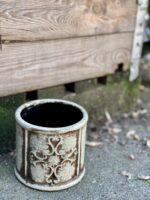 Zdjęcie doniczki lub oslonki: Osłonka Church 11x12cm, ujęcie 1