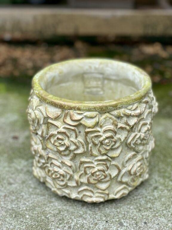 Zdjęcie doniczki lub oslonki: Osłonka Green Rose 13x16cm, ujęcie 1