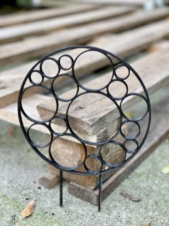 Zdjęcie akcesoria Drabinka Bamboo Wheels Black 24 cm, ujęcie 1