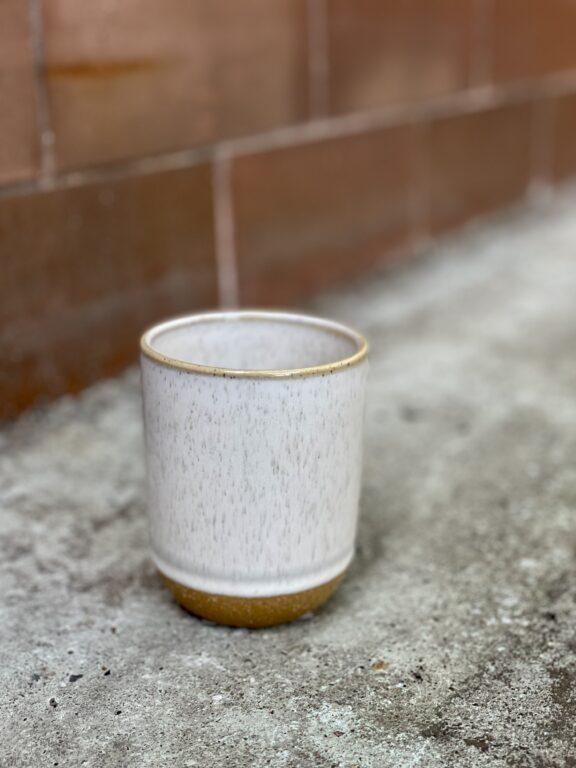 Zdjęcie doniczki lub oslonki: Osłonka Creme Brulee 7x10cm, ujęcie 1