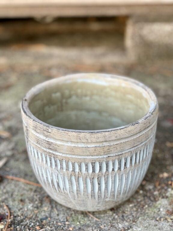 Zdjęcie doniczki lub oslonki: Osłonka Colosseum 13x13cm, ujęcie 1