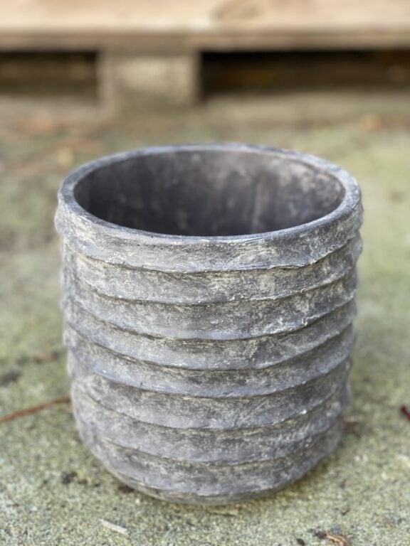 Zdjęcie doniczki lub oslonki: Osłonka Tube 16x18cm, ujęcie 1
